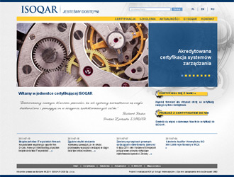 ISOQAR CEE - certyfikacja i szkolenia